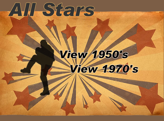 view 1970's all stars